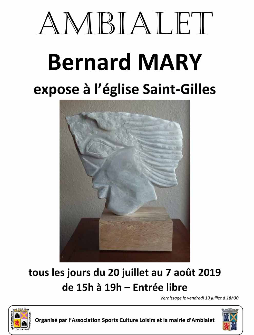 Bernard Mary